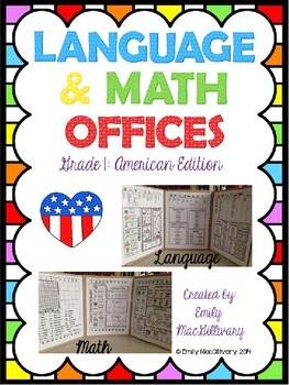 Language and Math Offices (First Grade/Grade 1)