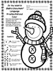 Language Mini-Pack: Do You Want to Build a Snowman?