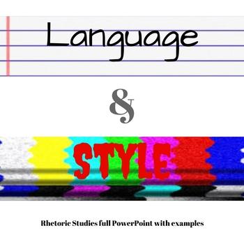 Language and Style Rhetoric PowerPoint