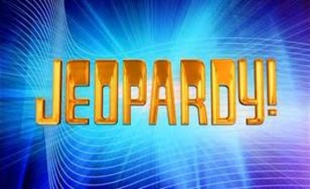 Language and Vocabulary- Naming Items in Categories Jeopardy Game