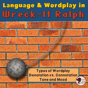 Language and Wordplay in Wreck-It Ralph