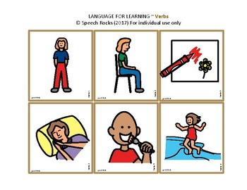 Language for Learning Lessons 1-50 Supplemental Speech/Language Activities