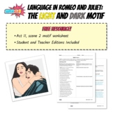 Language in Romeo and Juliet: Motifs