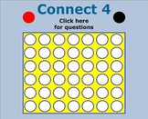 Language of Anatomy Connect 4 Test Review Game