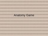 Language of Anatomy Game