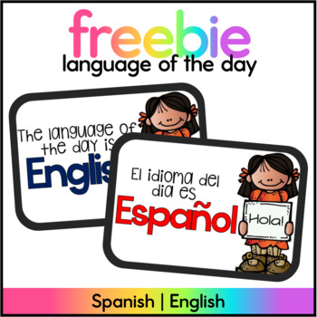 Language of the Day Posters
