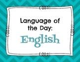 Language of the Day_Swanky