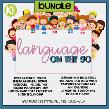 Language on the Go Bundle