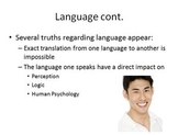 Languages: Explore the history, development, and science o