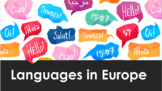 Languages and Religions of Europe