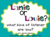 Classroom Management | Listening Skills