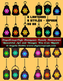 Lanterns Transparent PNGS Commercial Use Images Scrapbook