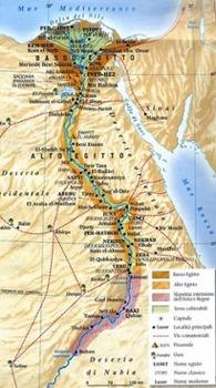 L'antico Egitto by maestranna