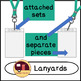 Lanyard Clip Art  {CU ok!}