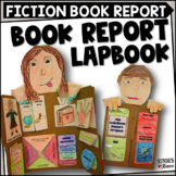 Book Report Lapbook Project