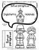 Lap Book- Somos peregrinos ...1620 Libro interactivo de lectura Grados 1-3