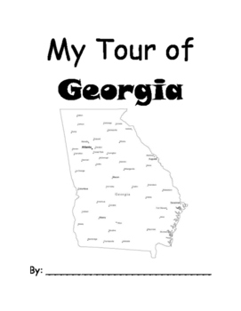 Lap Book of Georgia