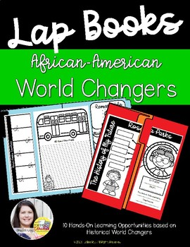 Lap Books: Historical African-Americans