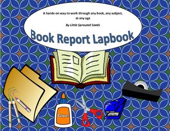 Book Report, Lapbook