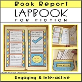 Lapbook Book Report 2nd, 3rd, & 4th Grade