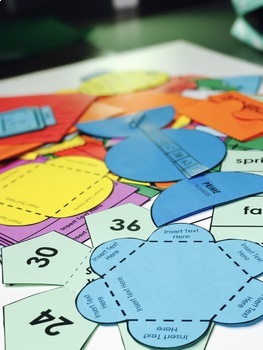 Lapbook & Interactive Notebook Templates Course
