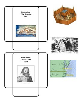 Lapbook: Jamestown Settlement