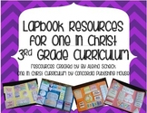 Interactive Notebook Resources for One in Christ Third Grade