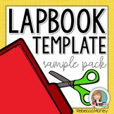 Lapbook Template Sampler