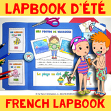 Été French Summer Lapbook