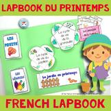 French Spring Lapbook  | LE PRINTEMPS: lapbook du printemps