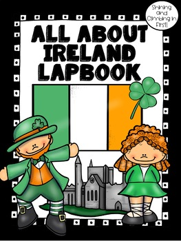 Lapbook for the Country of Ireland - Research Project