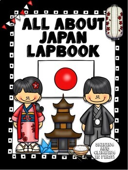 Lapbook for the Country of Japan Research Project
