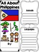 Lapbook for the Country of Philippines - Research Project