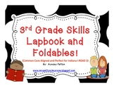 Lapbook of 3rd Grade Skills!!  {Common Core Aligned-Perfect for IREAD3}