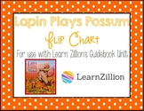 Lapin Plays Possum Lessons 1-3 Flipchart