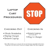 Laptop Cart Procedures