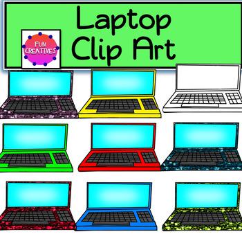 Laptop Clip Art