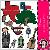 Texas clip art - COMBO PACK- by Melonheadz