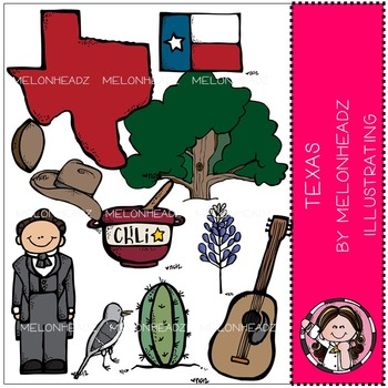 Texas clip art - by Melonheadz