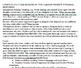 Laramie Project Close Reading Lesson Plan, Handout, Common Core Aligned