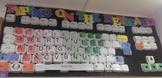 Large 3D Keyboard Display