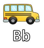 Large ABC letter Charts