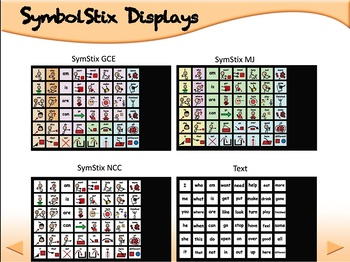 Large Banner Display Options for the Classroom - SymbolStix