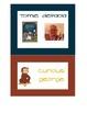 Large Book Bin Labels