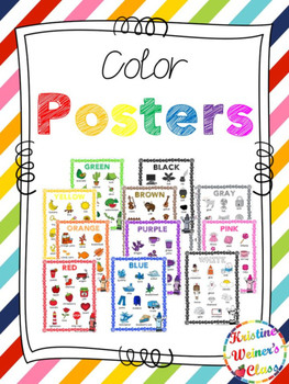 Large Color Posters