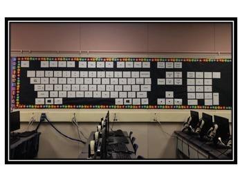 Large Display Keyboard