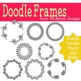 Large Doodle Frames
