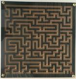 Large Green Maze - HARD GOOD