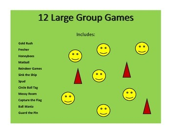 Large Group Games