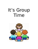 Large Group Social Story